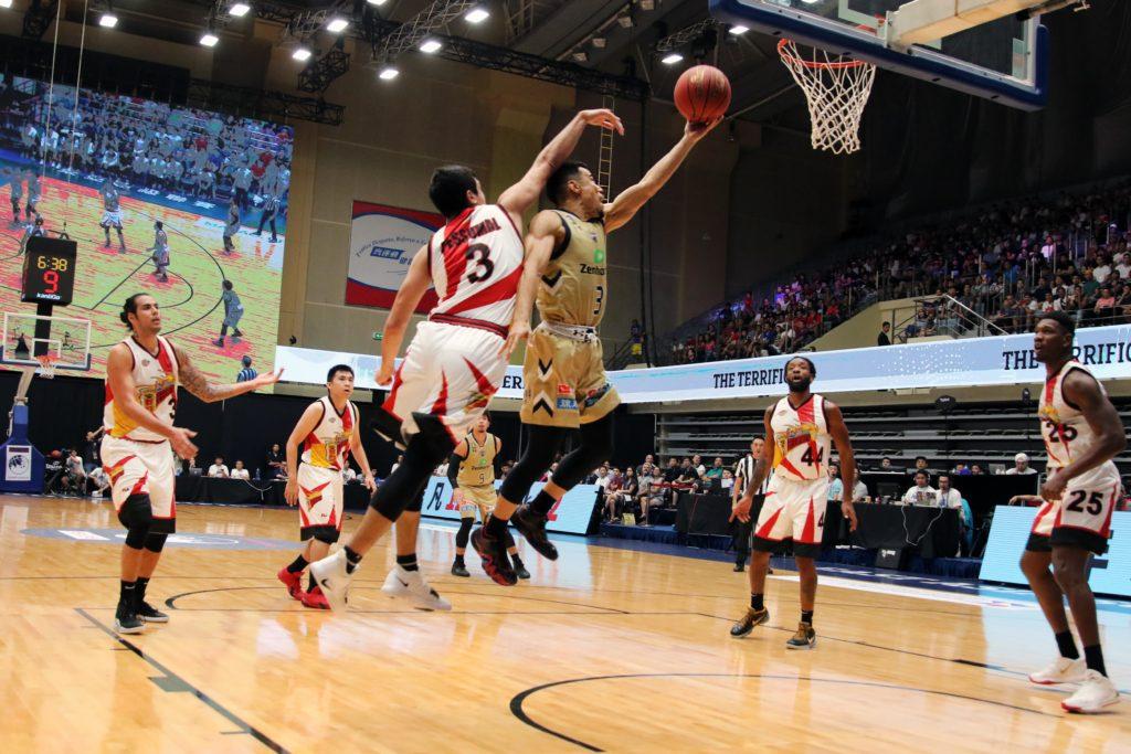 国内バスケットボール選手