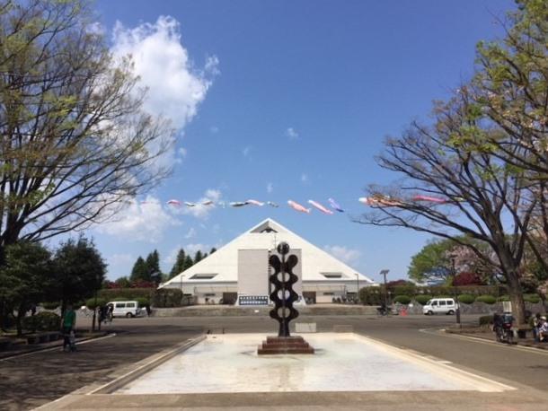 大蔵運動公園