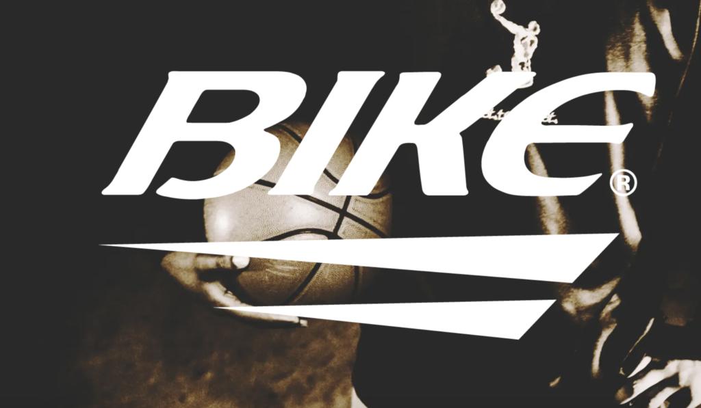BIKEバスケットボールブランド
