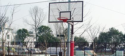 西東京いこいの森公園バスケットゴール