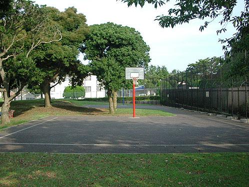 根岸森林公園バスケットゴール