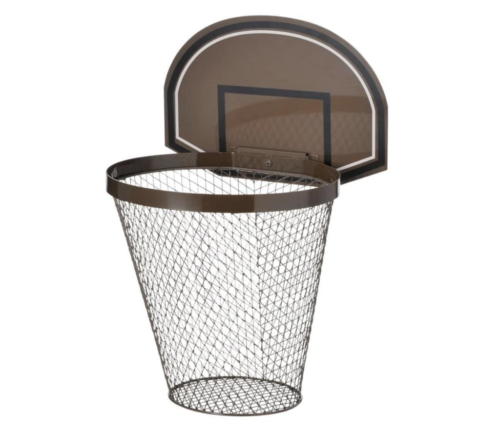 バスケゴールのゴミ箱