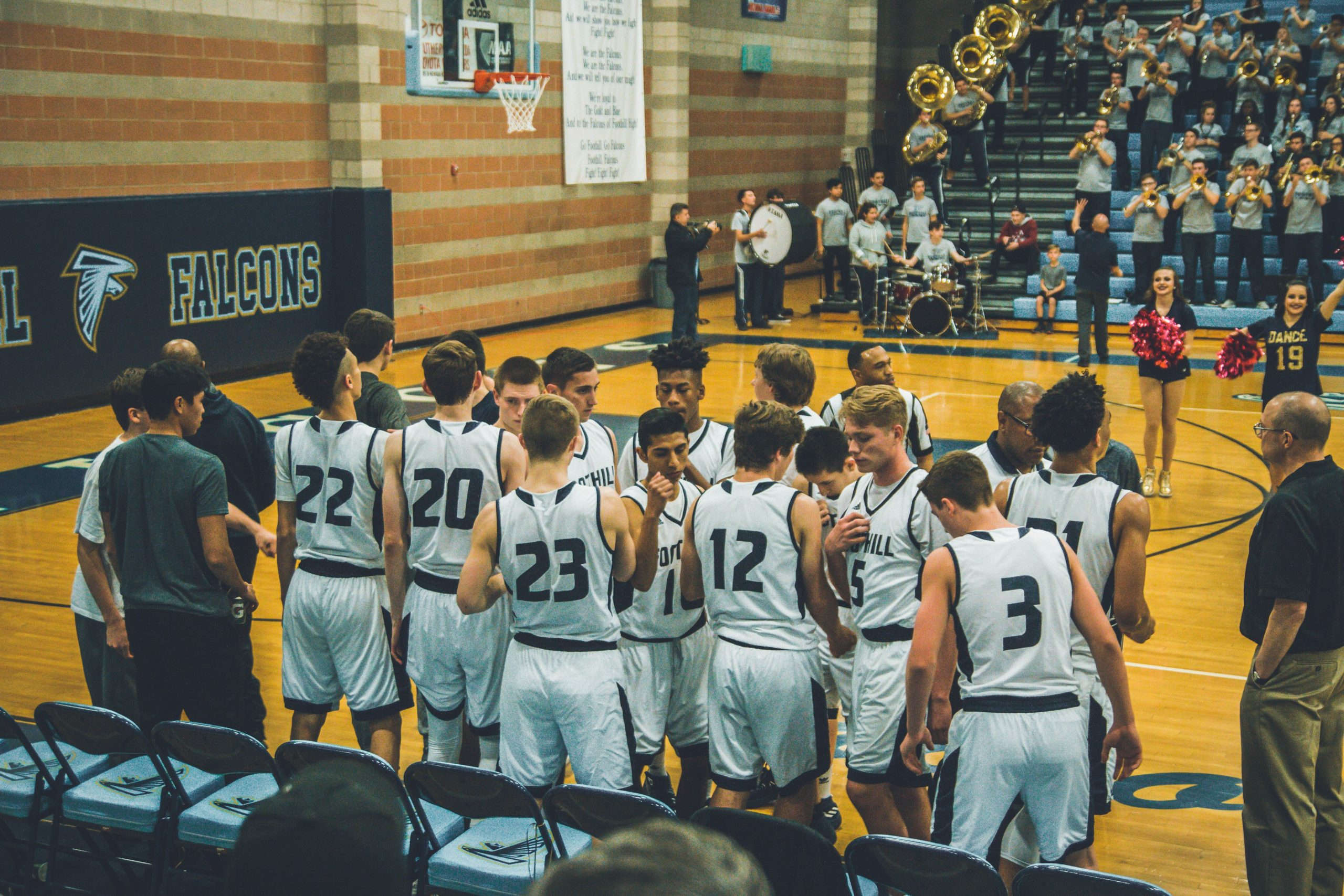 バスケは1チーム何人?